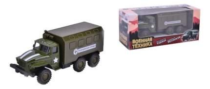 Машина военная Tongde Дивизион - Военный грузовик
