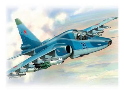 Модели для сборки Zvezda Самолет Cу-39 истребитель танков