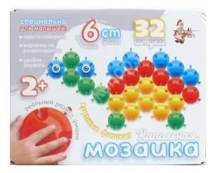 Мозаика Тридевятое царство Мозаика напольная 32 элемента