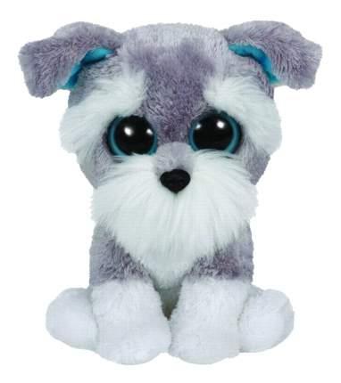 Мягкая игрушка TY Beanie Boos Щенок Whiskers, 15 см