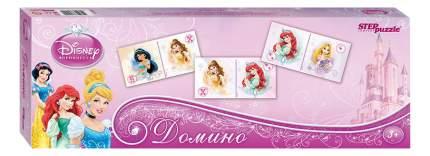Семейная настольная игра Step Puzzle Disney принцесы 80114