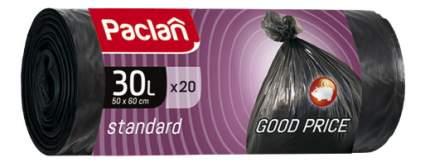 Мешок для мусора Paclan Standart 30 л 20 шт