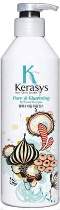 Кондиционер для волос KeraSys Perfumed Шарм 600 мл