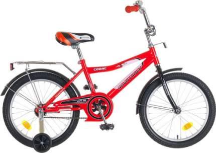 Велосипед Novatrack Cosmic 18 (2016), красный (183COSMIC.RD5)