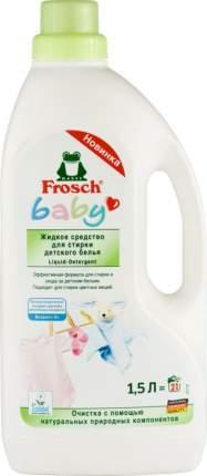 Гель для стирки Frosch для детского белья 1.5 л