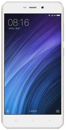 Смартфон Xiaomi Redmi 4A 16Gb Dual SIM Gold