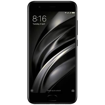 Смартфон Xiaomi Mi 6 64Gb Black