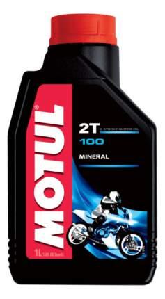 Моторное масло Motul 100 Motomix 2T 1л