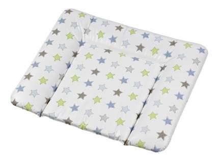 Накладка для пеленания Geuther белая со звездами
