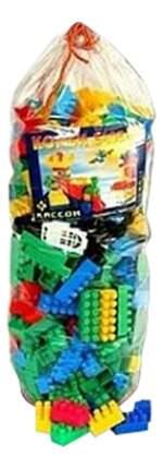 Конструктор пластиковый Кассон Комби Блок 500 шт.