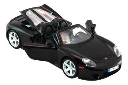 Коллекционная модель MotorMax Porsche Carrera GT черная 1:24