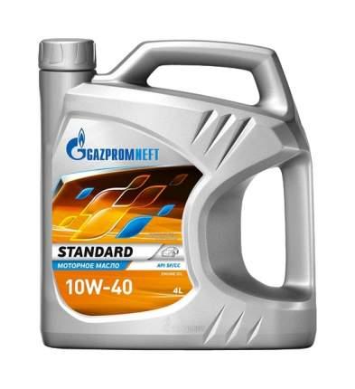 Моторное масло Gazpromneft Standard 10W-40 1л