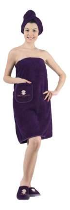 Набор для бани KARNA Paris фиолетовый