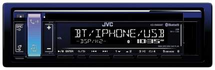 Автомобильная магнитола JVC KD-R889BT 4x50Вт