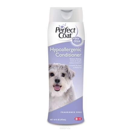 Кондиционер для домашнего питомца 8 IN 1 для собак пэт флакон, 473 мл