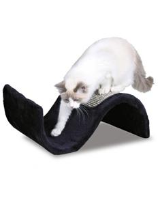 Когтеточка для кошек Trixie, размер 50х29х18см., красный