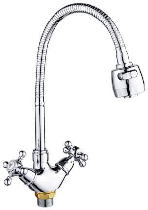 Смеситель для кухонной мойки РМС SL65-279F хром