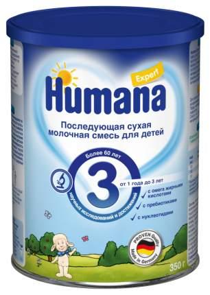 Молочная смесь Humana Expert 3 от года 350 г