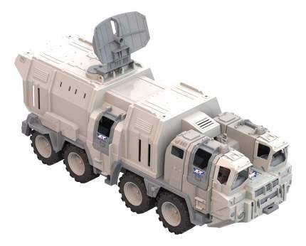 Машина военная Нордпласт Военный тягач Арктика с кунгом