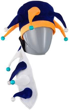 Шутовской колпак с хвостом Snowmen Е40242