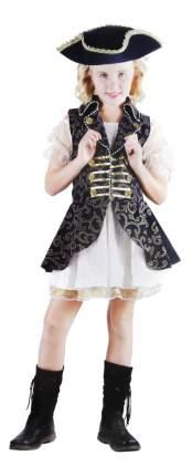 Карнавальный костюм Покорительница морей 116-134 см Snowmen