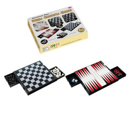 Настольная игра Shantou Gepai Шахматы шашки нарды магнитные