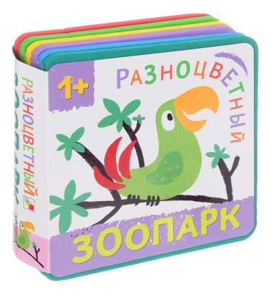 Разноцветный Зоопарк, попугай
