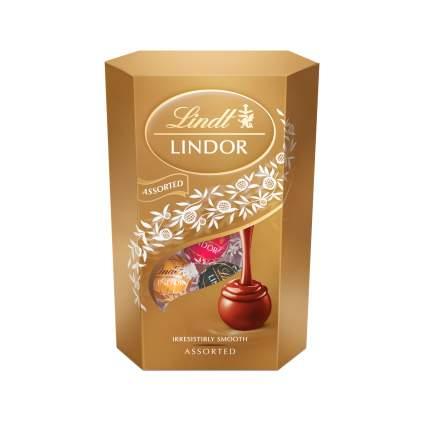 Набор конфет Lindt lindor ассорти 200 г