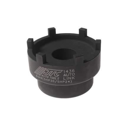 """Ключ спец для КПП 5HP24/5HP30 под 1/2"""", внутр диам, 63,5см, 6 шлиц(BMW) JTC-1436"""