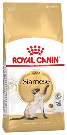 Сухой корм для кошек ROYAL CANIN Siamese Adult, симаская, курица, 2кг
