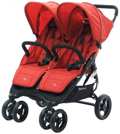 Коляска для двойни и погодок Valco Baby Snap Duo Fire red