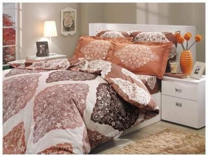 Комплект постельного белья HOBBY home collection amanda евро