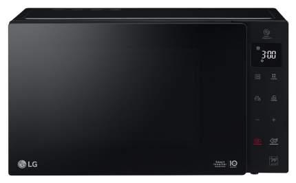 Микроволновая печь соло LG MW25W35GIS black