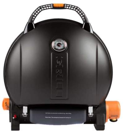 Гриль газовый PRO Iroda O-Grill 800T черный
