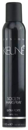 Лак для волос Keune Society Extra Forte 300 мл