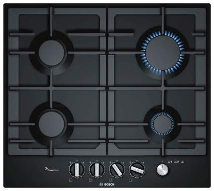 Встраиваемая варочная панель газовая Bosch PCH 6 A6 M 90 R Black