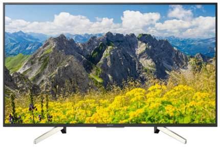 4K UHD Телевизор Sony KD-49XF7596