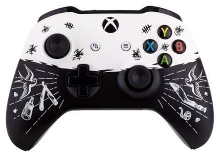 Геймпад для игровой приставки Xbox 6CL-00002 92418 Черный, белый