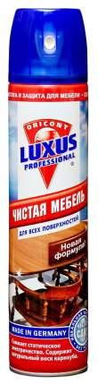 Cредство для мебели Luxus Professional чистота и защита мебели  300 мл