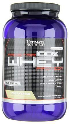 Протеин Ultimate Nutrition Prostar 100% Whey Protein 900 г Vanilla Crème