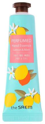 Крем для рук The Saem Lemon Mint парфюмированый 30 мл