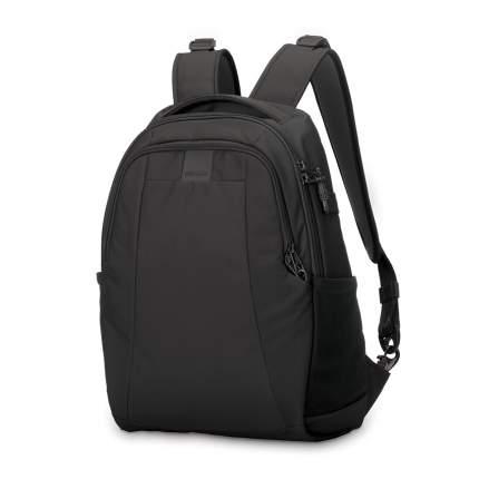 Рюкзак Pacsafe Metrosafe черный 15 л