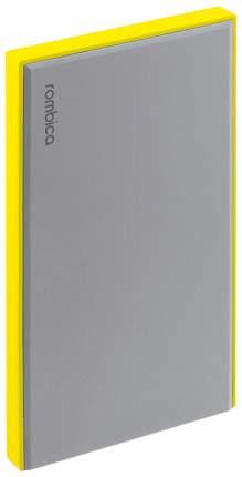 Внешний аккумулятор Rombica Neo NS50Y 5000 мА/ч Yellow/Grey