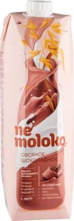 Напиток овсяный Ne moloko шоколадный 3.2% 1 л