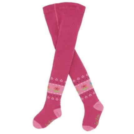 Колготки для девочек Le Top розовый р.92-104