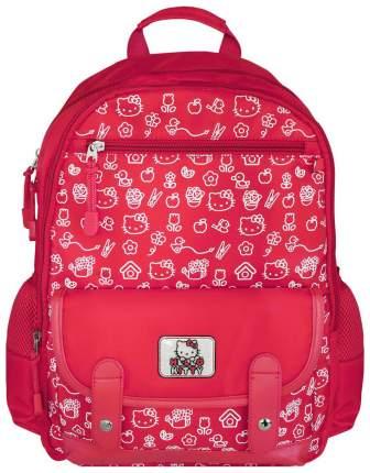 Рюкзак детский Action! HELLO KITTY40х30х13 см красный