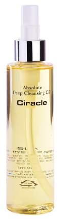 Средство для снятия макияжа Ciracle Absolute Deep Cleansing Oil 150 мл
