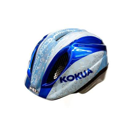 Шлем KOKUA blue синий M