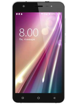 Смартфон Vertex Impress Eagle 4G 16Gb Graphite