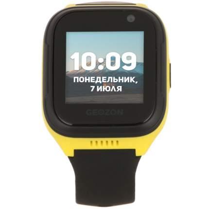 Детские смарт-часы  GEO LTE (4G) Black/Yellow
